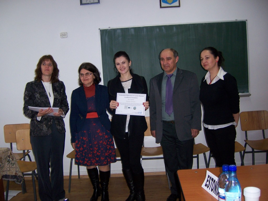 103 Certificates of Attendance