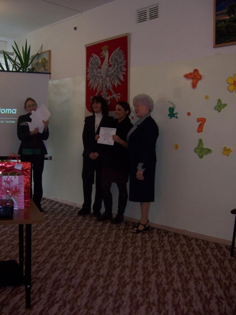 122 Certificate of attendance