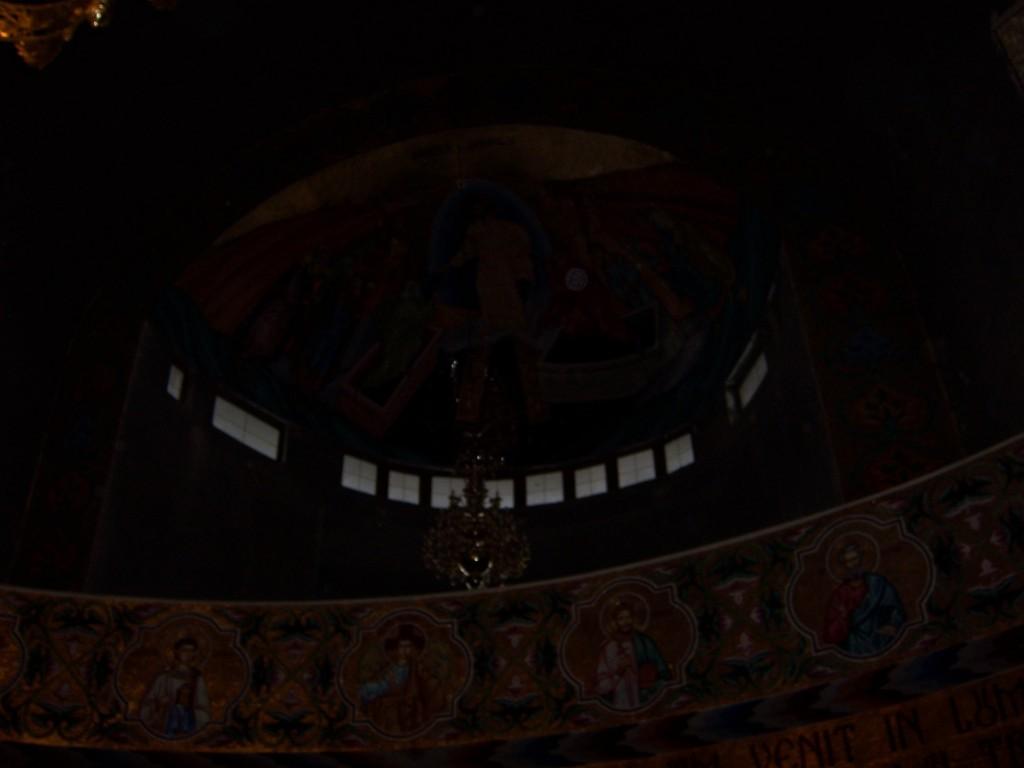 138 Visiting Mioveni church