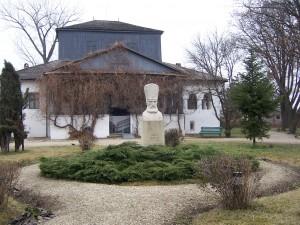 146 Visiting the Golesti museum