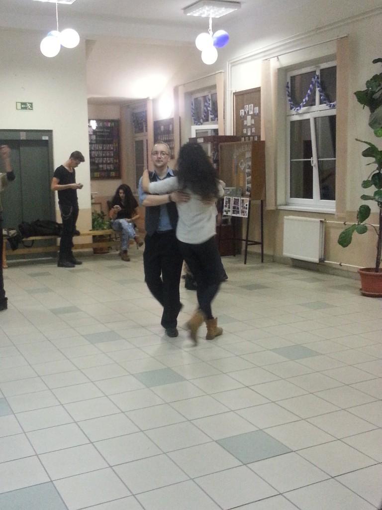 24Dancing Hungarian folk dances