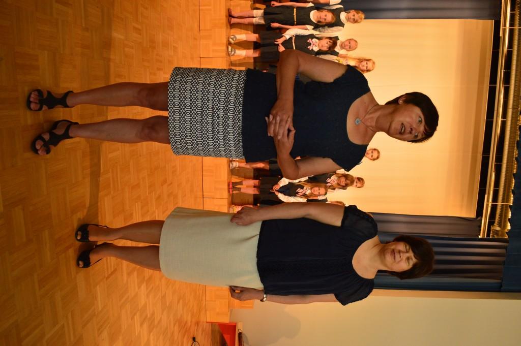 26 Welcoming speech of school headmistress