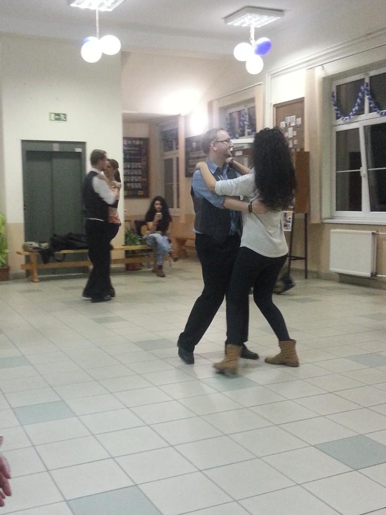 26Dancing Hungarian folk dances