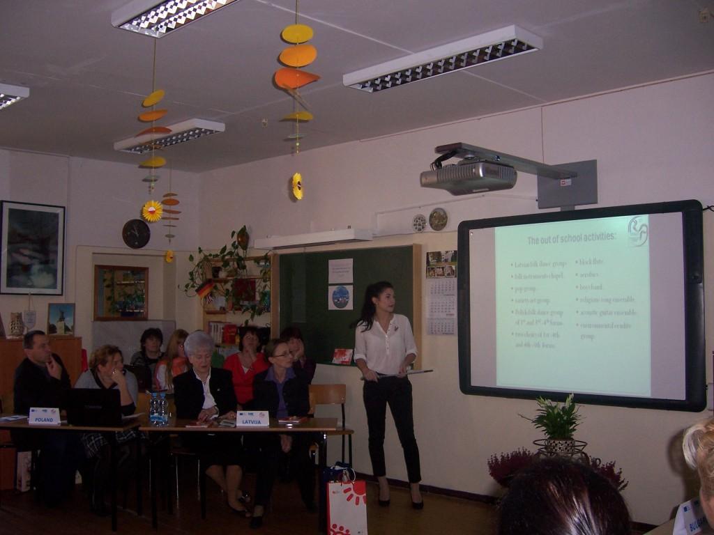 29 Presenting schools