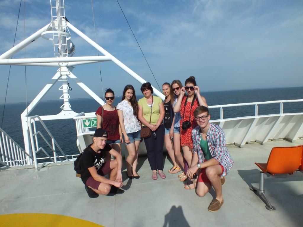 4 On the way to Saarema