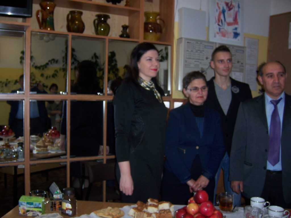 5 Romanian team