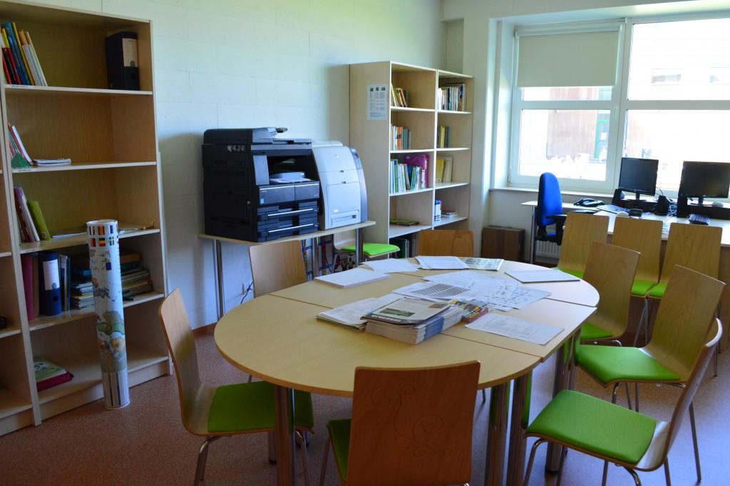 52 Staff room