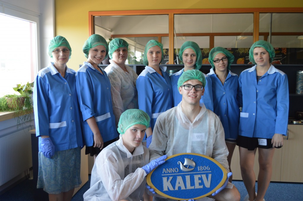 67 Kalev chocolate factory