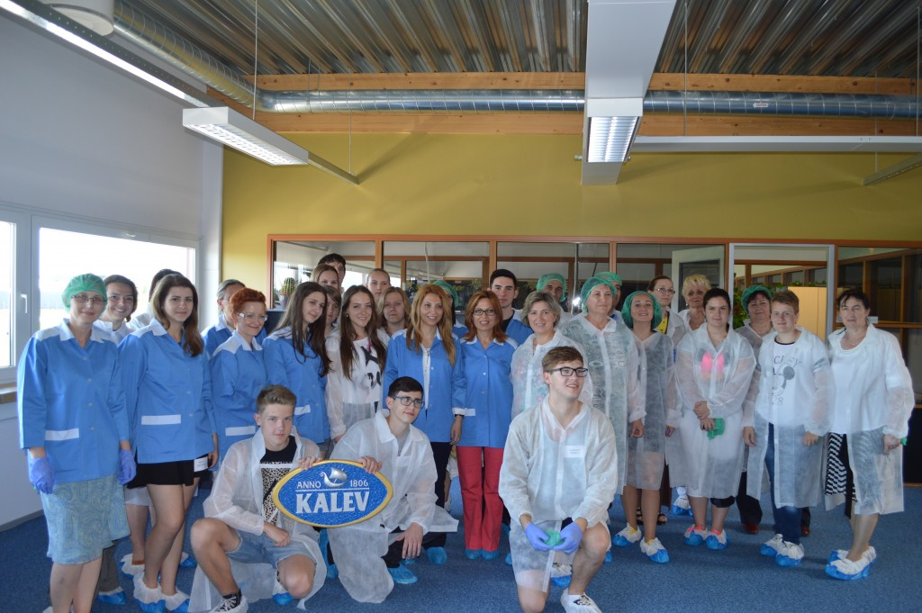 68  Kalev chocolate factory