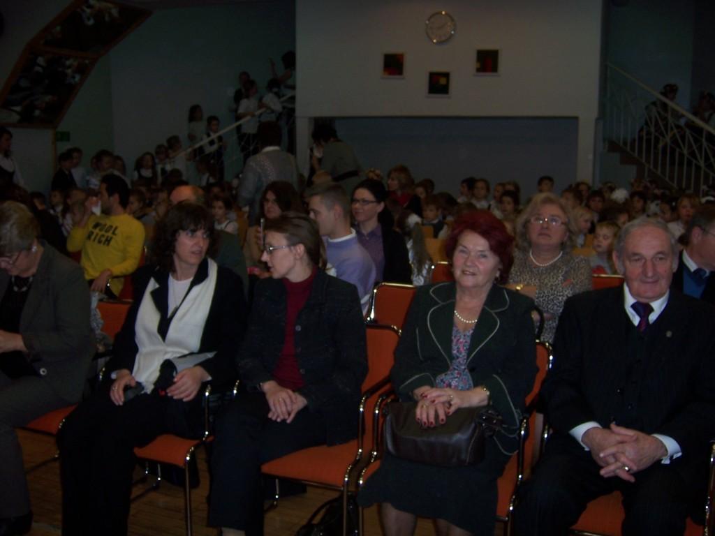 72 School concert