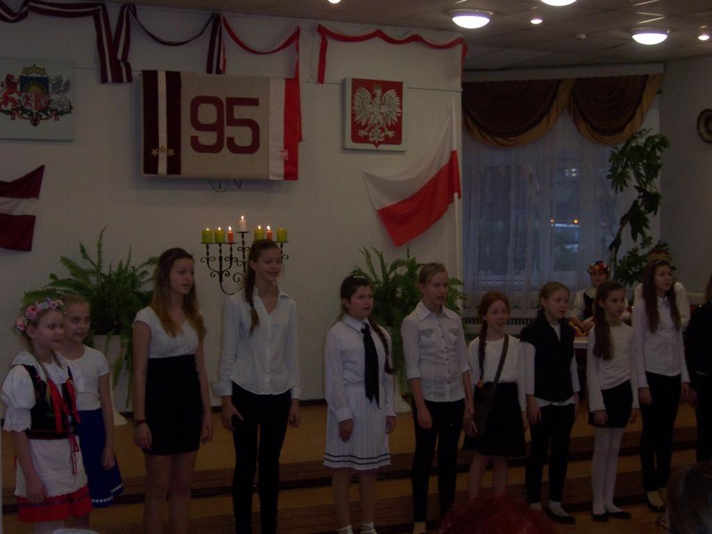 87 School concert