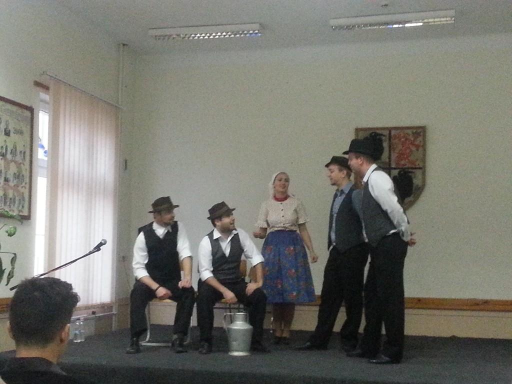 8Cultural programme traditional folk songs an dances