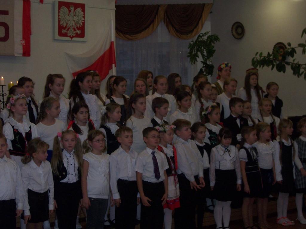 91 School concert