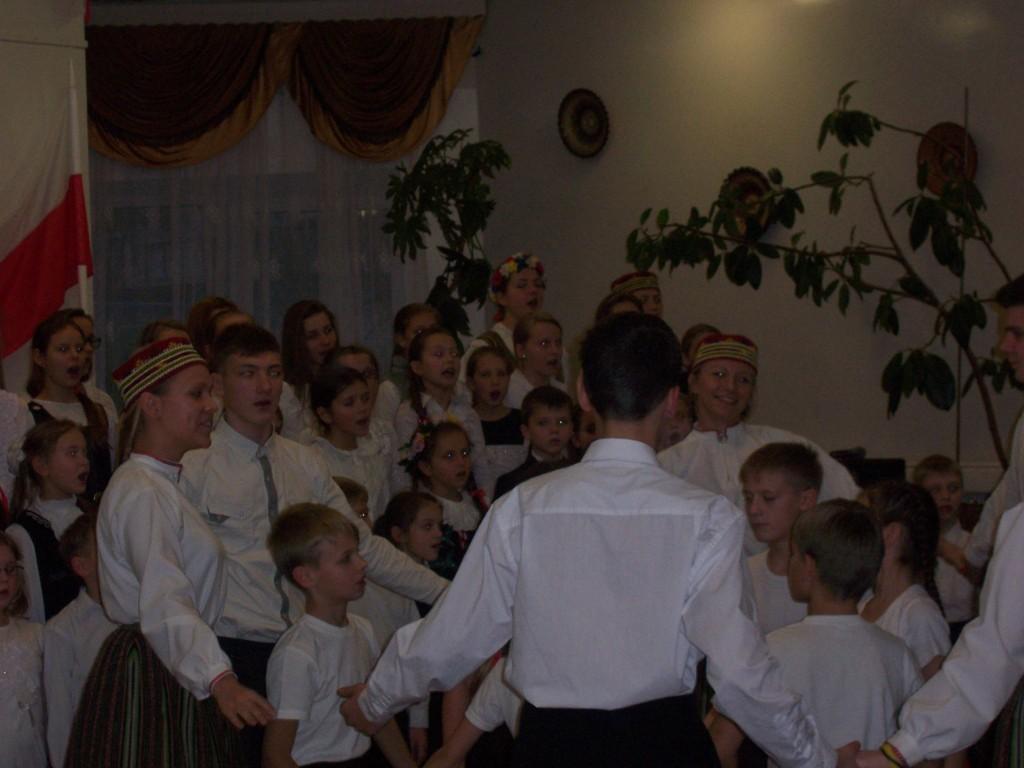 92 School concert