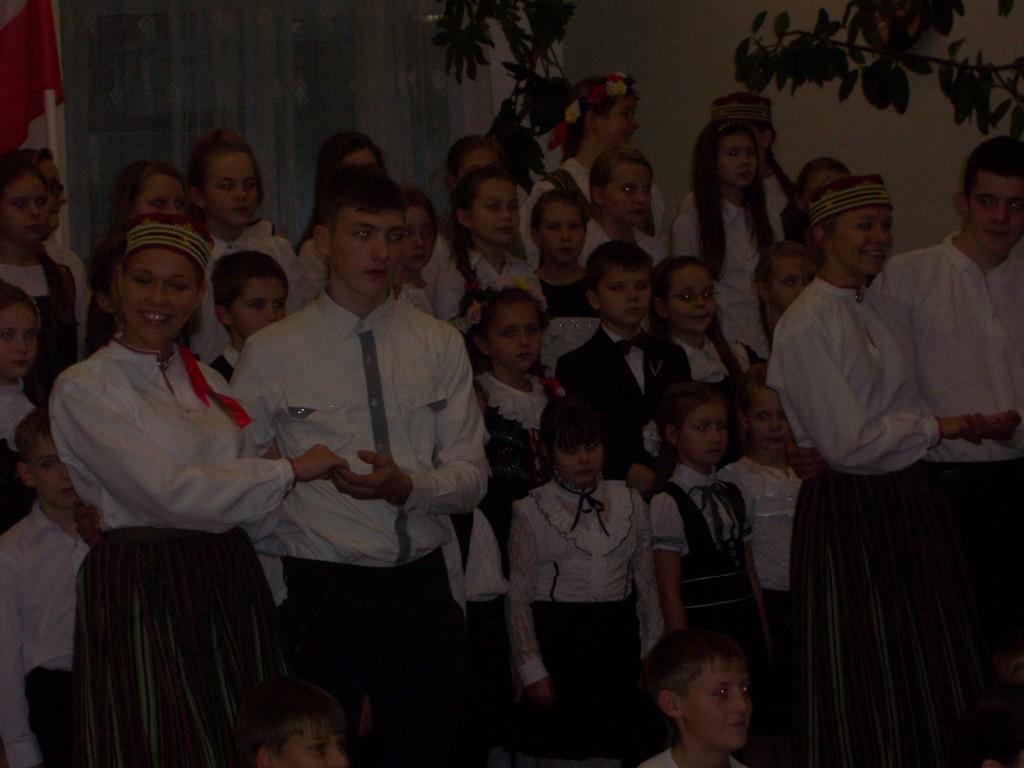 93 School concert