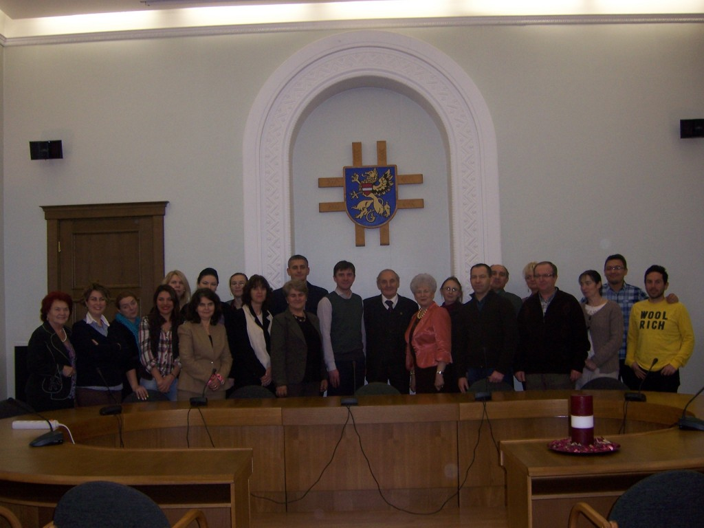 99 In the town council