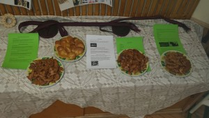Exhibition on food 1