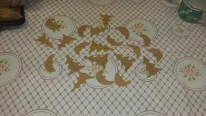 Gingerbread baking 7