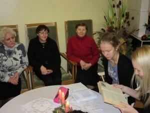 Meeting grandparents 4