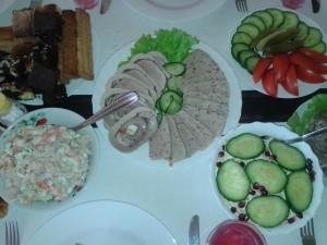 Traditional Latvian food 2