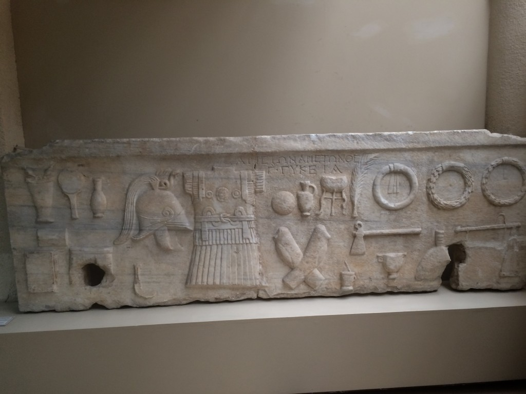 100 Istanbul Archaeology Museum