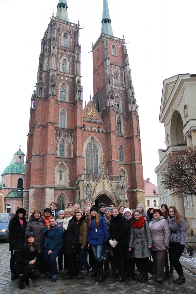 102 Excursion to Wroclaw