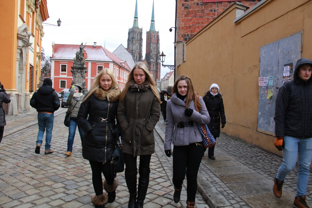 103 Excursion to Wroclaw
