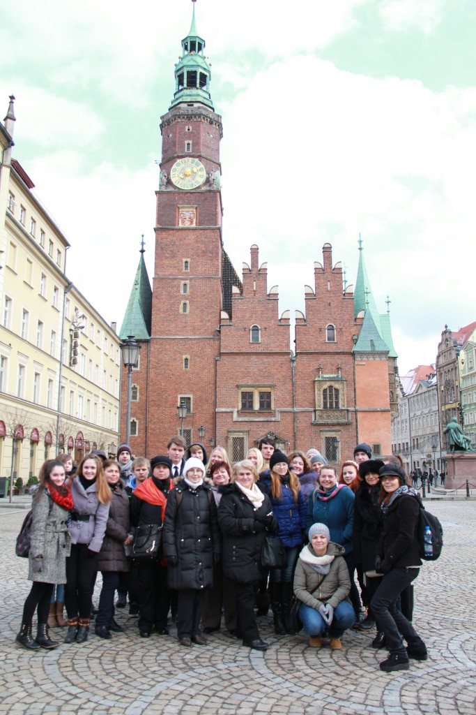 107 Excursion to Wroclaw