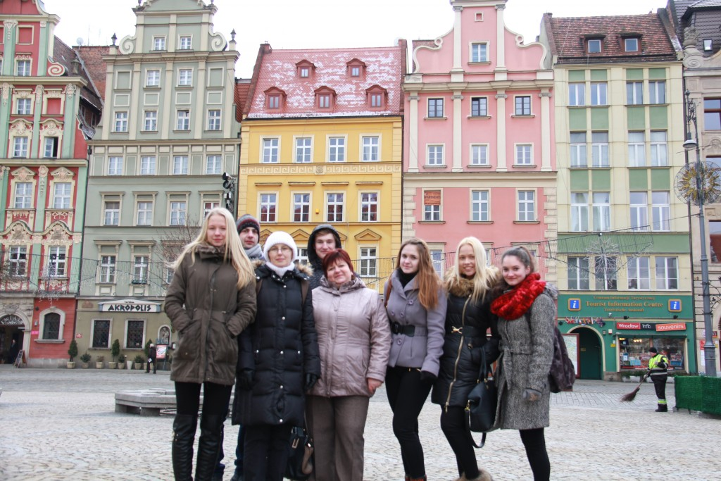 108 Excursion to Wroclaw