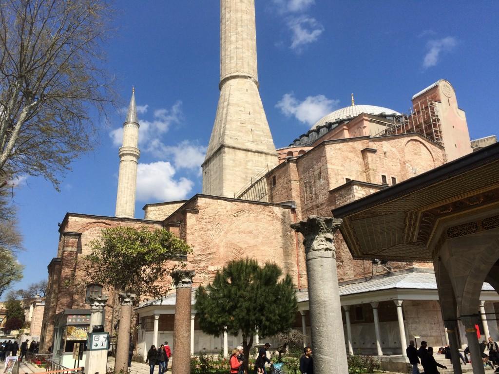 118 Hagia Sofia Museum