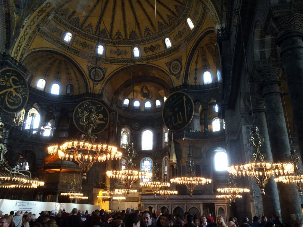 127 Hagia Sofia Museum