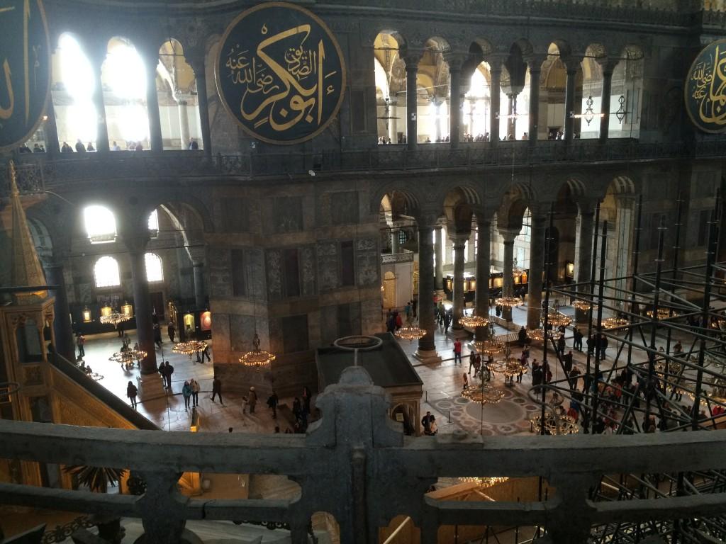 133 Hagia Sofia Museum