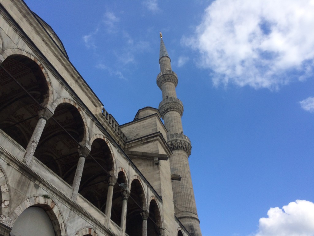 138 The Blue Mosque