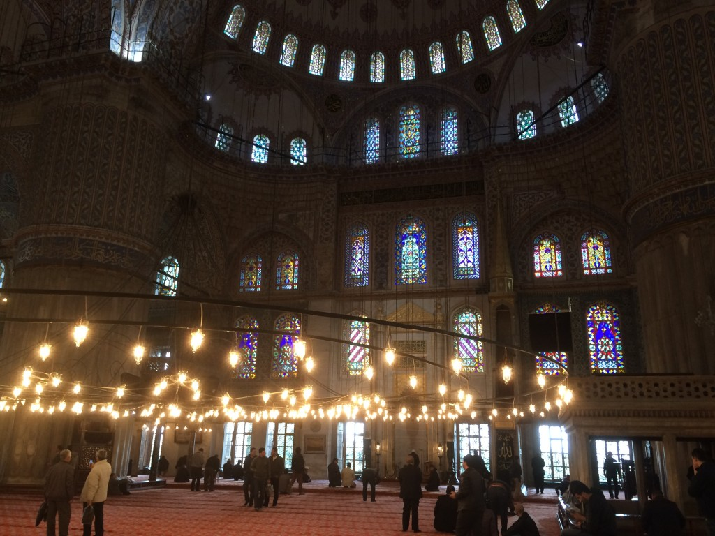 140 The Blue Mosque
