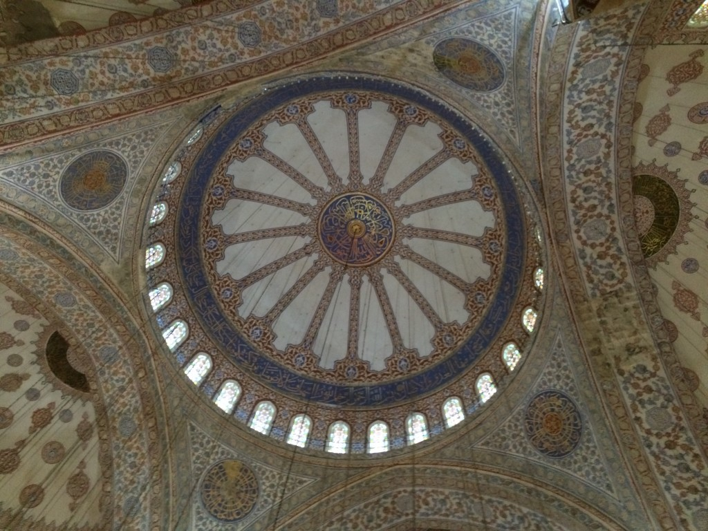 141 The Blue Mosque