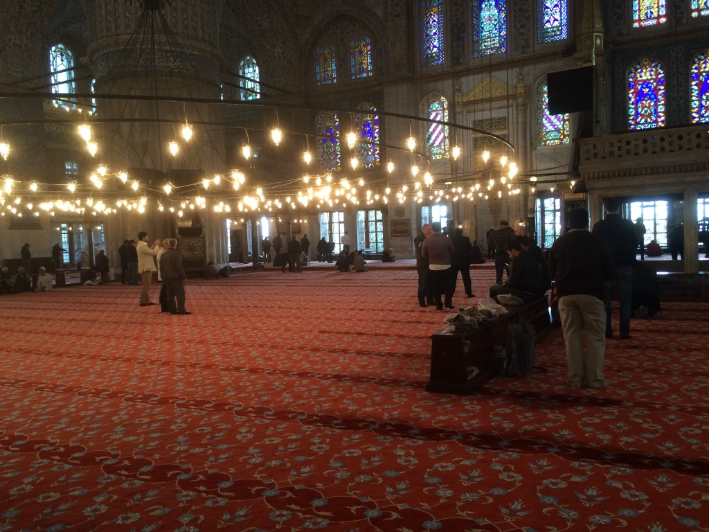 144 The Blue Mosque