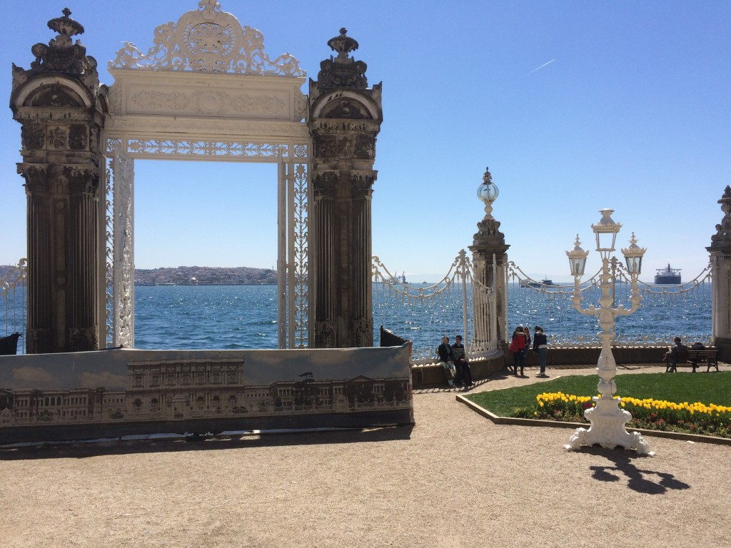 152 The Dolmabahce Palace