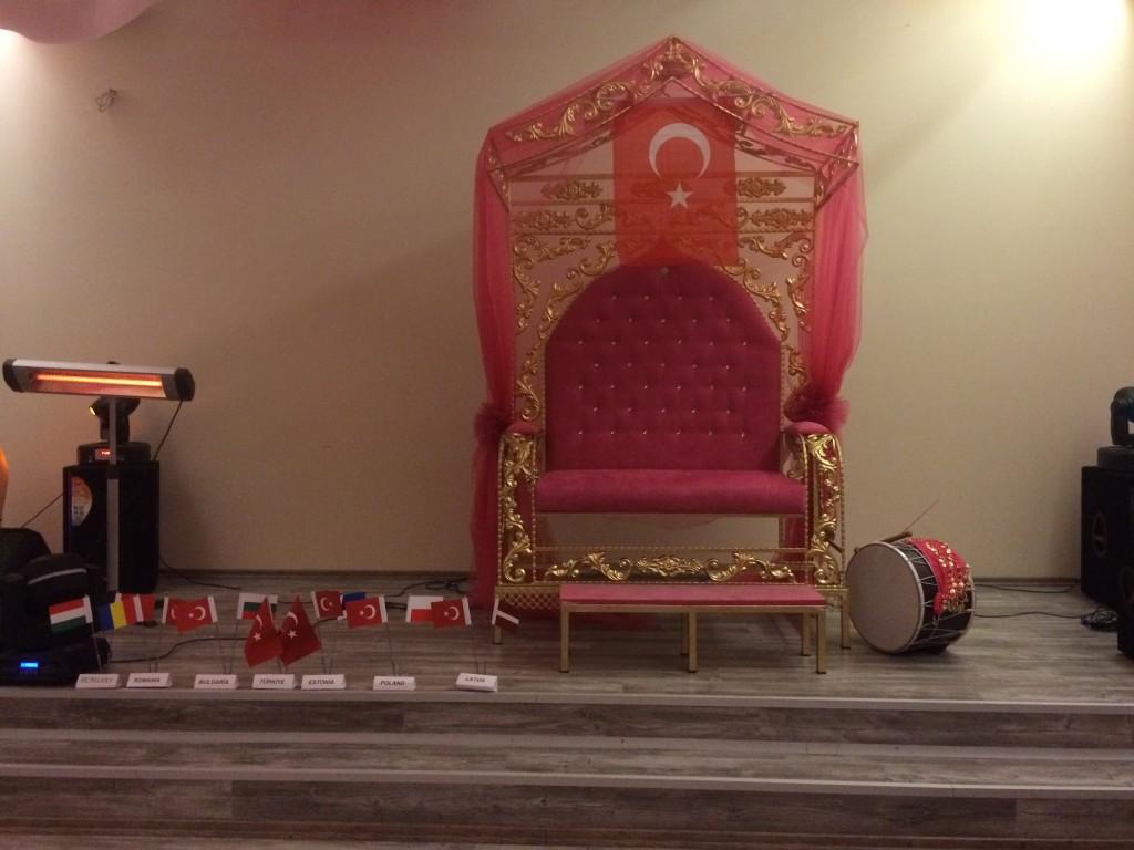 154 Turkish night