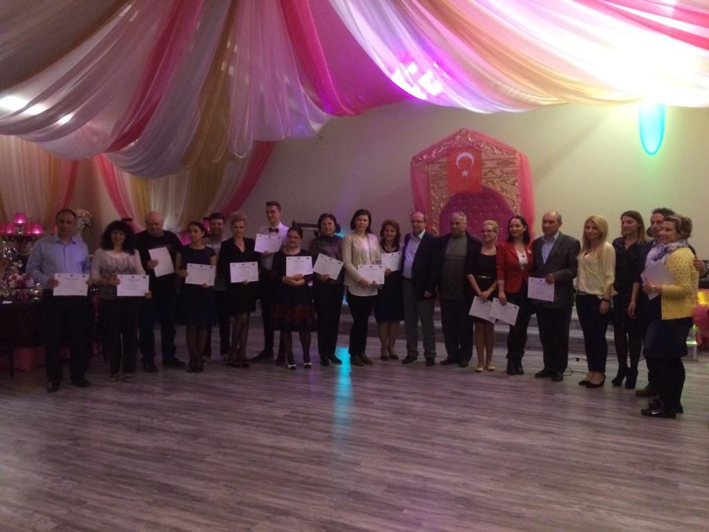 161 Presenting certificates