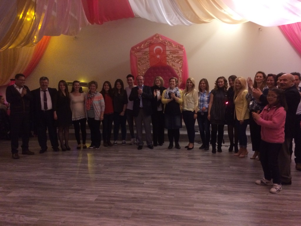 162 Our Turkish hosts
