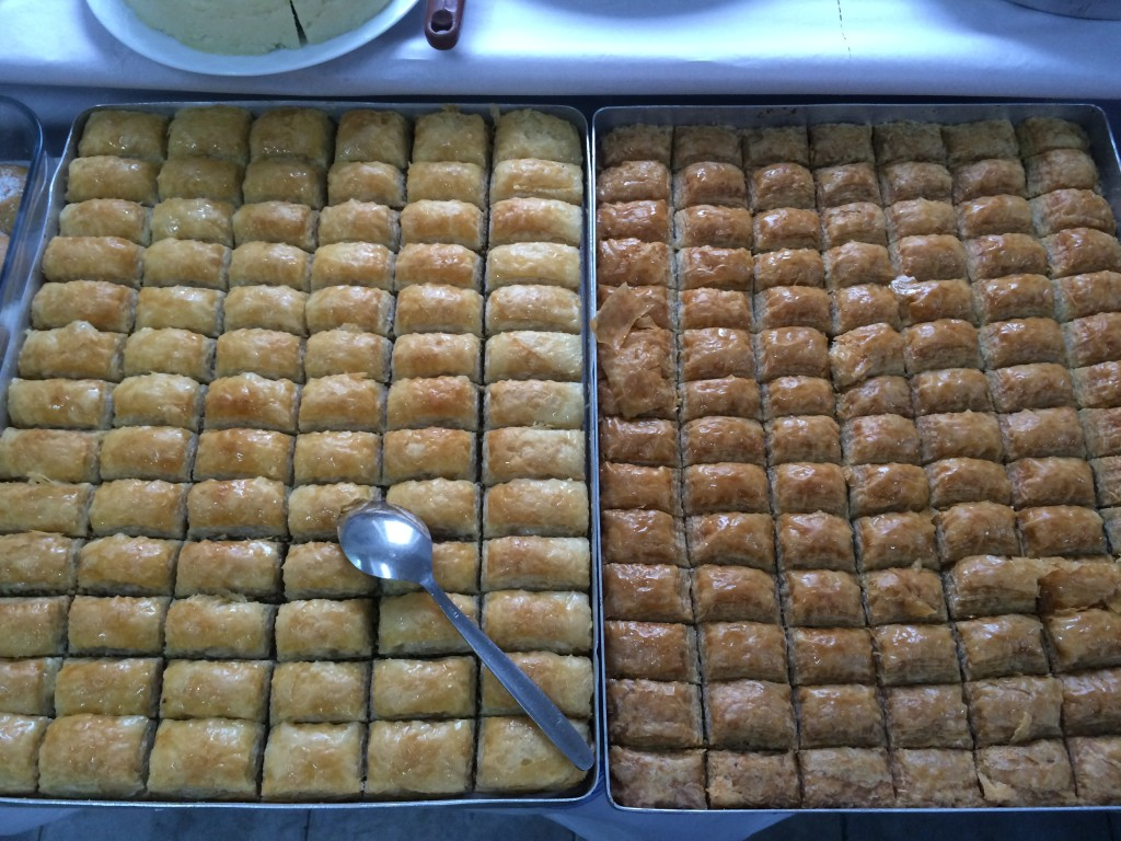 24 Traditional Turkish food