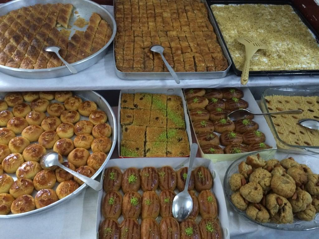 25 Traditional Turkish food