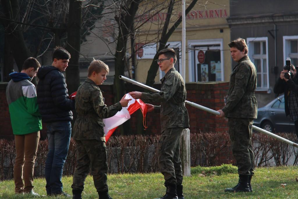 27 Flag Ceremony