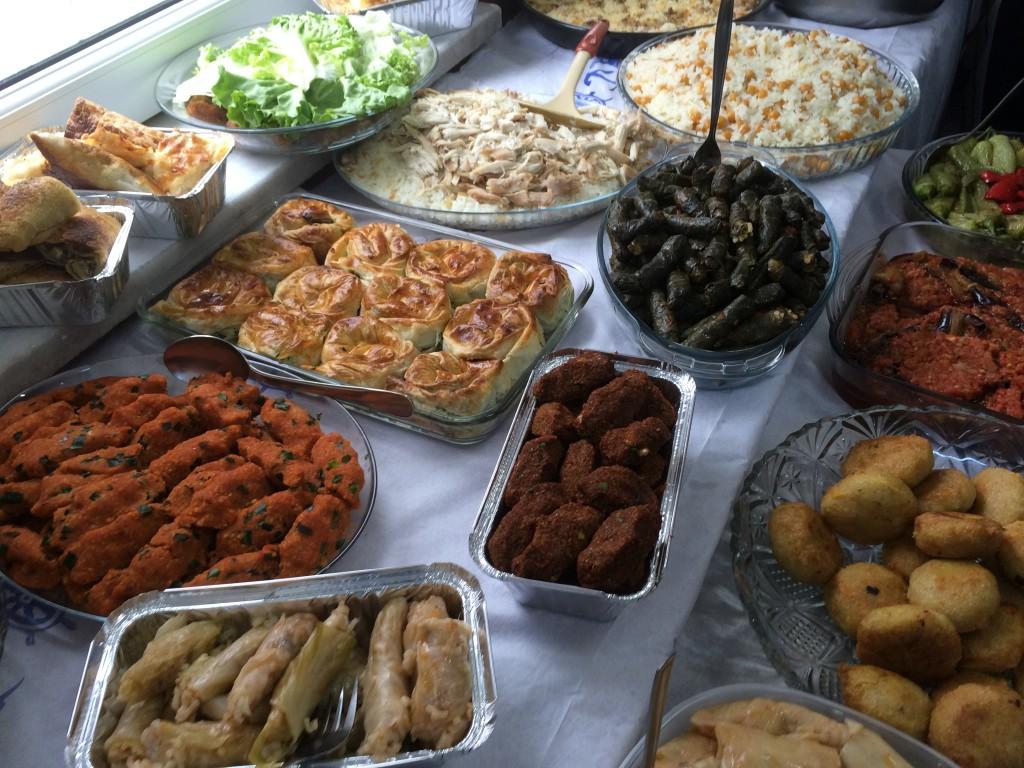 29  Traditional Turkish food
