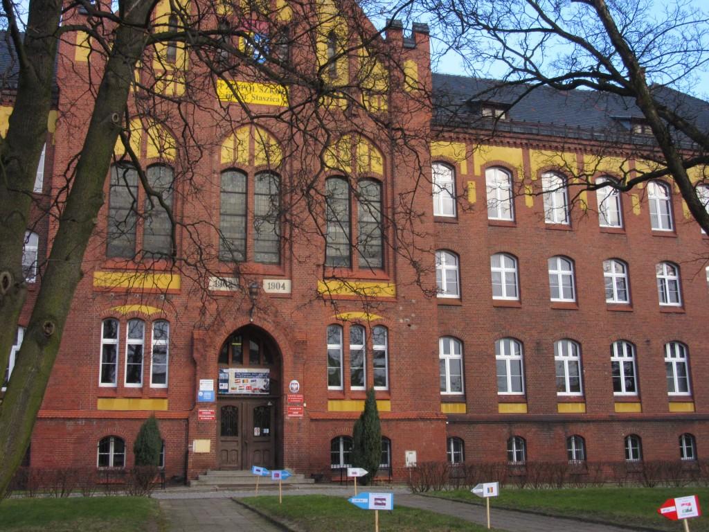 3 Partners' school in Wschowa