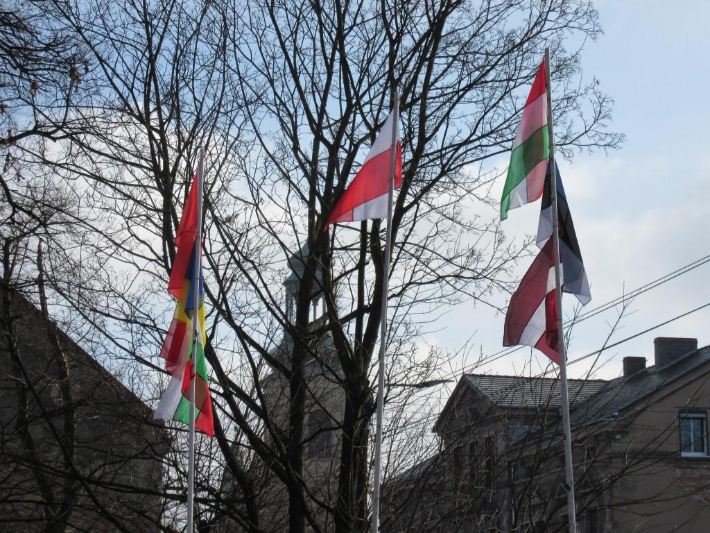 30 Flag Ceremony