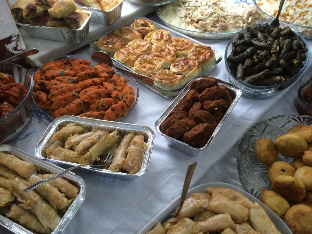 30  Traditional Turkish food