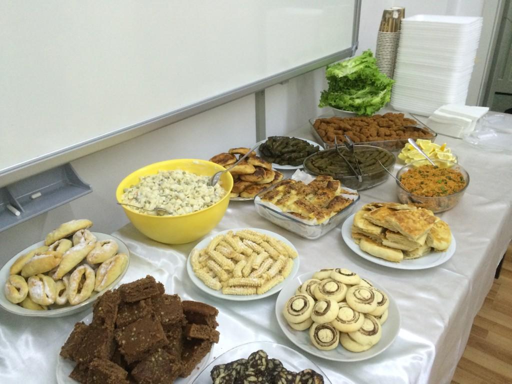32 Traditional Turkish food