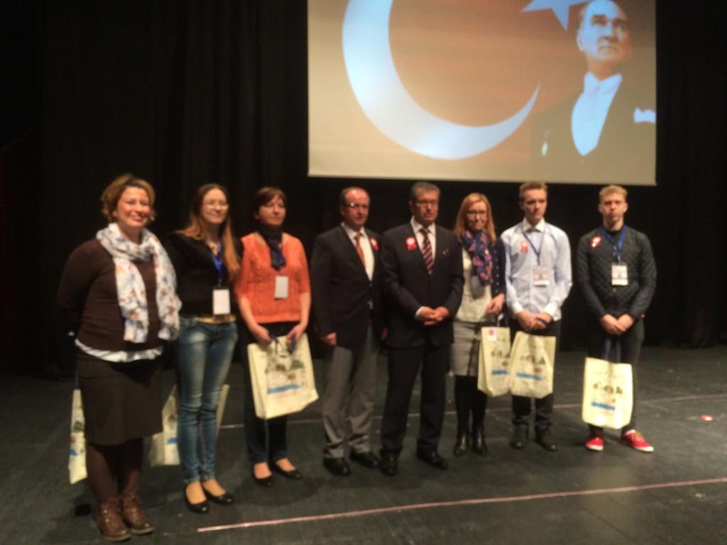 6 Estonian team
