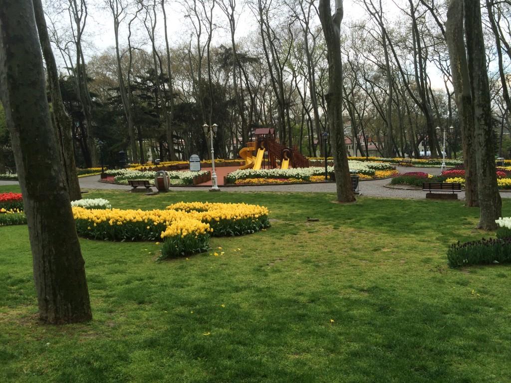 82 The Gulhanane park